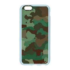Camouflage Pattern A Completely Seamless Tile Able Background Design Apple Seamless iPhone 6/6S Case (Color)