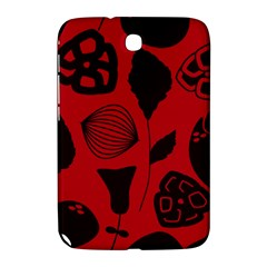Congregation Of Floral Shades Pattern Samsung Galaxy Note 8.0 N5100 Hardshell Case