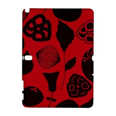 Congregation Of Floral Shades Pattern Galaxy Note 1