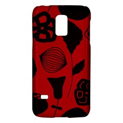 Congregation Of Floral Shades Pattern Galaxy S5 Mini