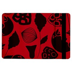 Congregation Of Floral Shades Pattern iPad Air 2 Flip