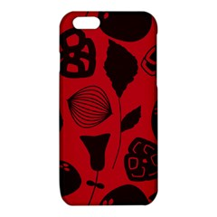 Congregation Of Floral Shades Pattern iPhone 6/6S TPU Case