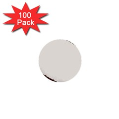 Greeting Card Coffee Mood 1  Mini Buttons (100 Pack)