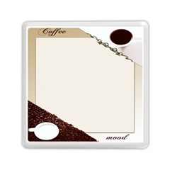 Greeting Card Coffee Mood Memory Card Reader (square)