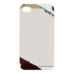 Greeting Card Coffee Mood Apple iPhone 4/4S Hardshell Case
