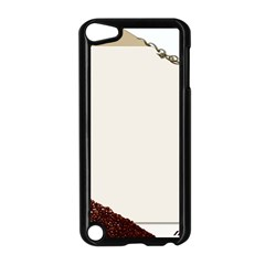 Greeting Card Coffee Mood Apple Ipod Touch 5 Case (black)
