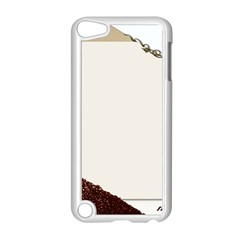 Greeting Card Coffee Mood Apple iPod Touch 5 Case (White)