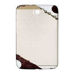 Greeting Card Coffee Mood Samsung Galaxy Note 8.0 N5100 Hardshell Case