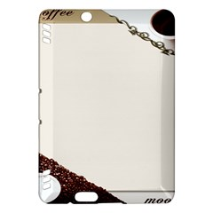 Greeting Card Coffee Mood Kindle Fire HDX Hardshell Case