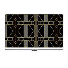 Simple Art Deco Style  Business Card Holders