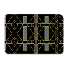 Simple Art Deco Style  Plate Mats