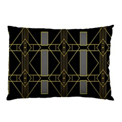 Simple Art Deco Style  Pillow Case (two Sides)