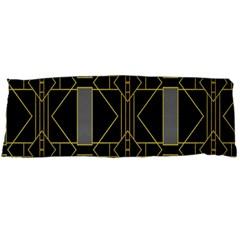 Simple Art Deco Style  Body Pillow Case (dakimakura)