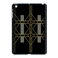 Simple Art Deco Style  Apple iPad Mini Case (Black)
