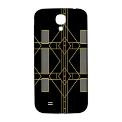 Simple Art Deco Style  Samsung Galaxy S4 I9500/I9505  Hardshell Back Case