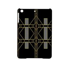 Simple Art Deco Style  iPad Mini 2 Hardshell Cases