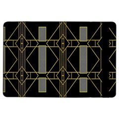 Simple Art Deco Style  iPad Air 2 Flip