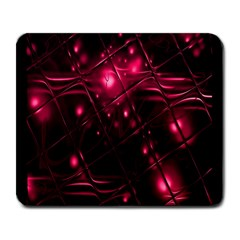 Picture Of Love In Magenta Declaration Of Love Large Mousepads