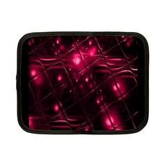 Picture Of Love In Magenta Declaration Of Love Netbook Case (small)