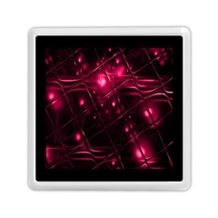 Picture Of Love In Magenta Declaration Of Love Memory Card Reader (square)