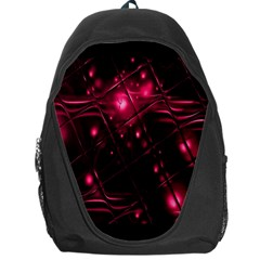 Picture Of Love In Magenta Declaration Of Love Backpack Bag