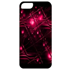 Picture Of Love In Magenta Declaration Of Love Apple iPhone 5 Classic Hardshell Case
