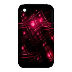 Picture Of Love In Magenta Declaration Of Love Iphone 3s/3gs