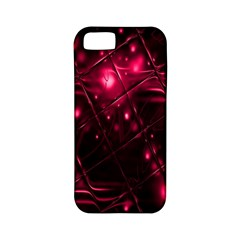 Picture Of Love In Magenta Declaration Of Love Apple iPhone 5 Classic Hardshell Case (PC+Silicone)