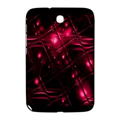 Picture Of Love In Magenta Declaration Of Love Samsung Galaxy Note 8 0 N5100 Hardshell Case