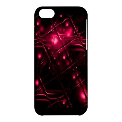 Picture Of Love In Magenta Declaration Of Love Apple iPhone 5C Hardshell Case