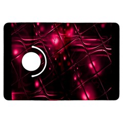 Picture Of Love In Magenta Declaration Of Love Kindle Fire HDX Flip 360 Case