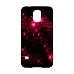 Picture Of Love In Magenta Declaration Of Love Samsung Galaxy S5 Hardshell Case