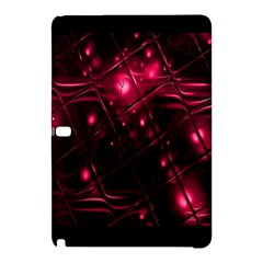 Picture Of Love In Magenta Declaration Of Love Samsung Galaxy Tab Pro 10 1 Hardshell Case