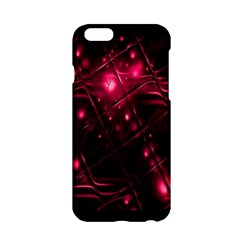 Picture Of Love In Magenta Declaration Of Love Apple iPhone 6/6S Hardshell Case