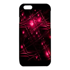 Picture Of Love In Magenta Declaration Of Love iPhone 6/6S TPU Case