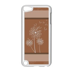 Dandelion Frame Card Template For Scrapbooking Apple iPod Touch 5 Case (White)