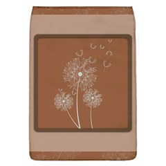 Dandelion Frame Card Template For Scrapbooking Flap Covers (l)