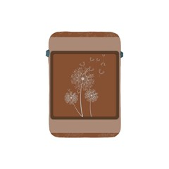 Dandelion Frame Card Template For Scrapbooking Apple iPad Mini Protective Soft Cases