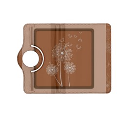 Dandelion Frame Card Template For Scrapbooking Kindle Fire HD (2013) Flip 360 Case