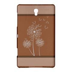 Dandelion Frame Card Template For Scrapbooking Samsung Galaxy Tab S (8 4 ) Hardshell Case