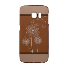 Dandelion Frame Card Template For Scrapbooking Galaxy S6 Edge