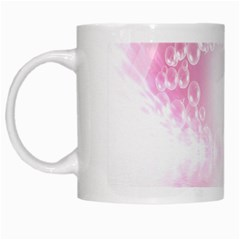 Realm Of Dreams Light Effect Abstract Background White Mugs
