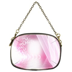 Realm Of Dreams Light Effect Abstract Background Chain Purses (one Side)