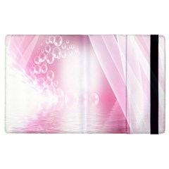 Realm Of Dreams Light Effect Abstract Background Apple iPad 3/4 Flip Case