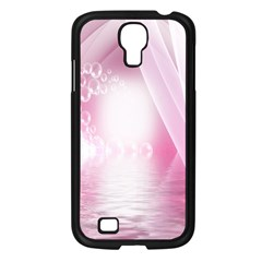 Realm Of Dreams Light Effect Abstract Background Samsung Galaxy S4 I9500/ I9505 Case (Black)
