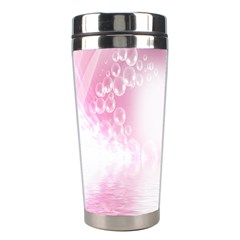 Realm Of Dreams Light Effect Abstract Background Stainless Steel Travel Tumblers