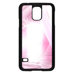 Realm Of Dreams Light Effect Abstract Background Samsung Galaxy S5 Case (black)