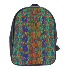 Sea Of Mermaids School Bags (xl)