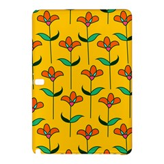 Small Flowers Pattern Floral Seamless Vector Samsung Galaxy Tab Pro 10.1 Hardshell Case