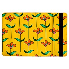 Small Flowers Pattern Floral Seamless Vector iPad Air Flip